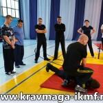 Seminar Krav Maga in Bucuresti cu Israel Tamir
