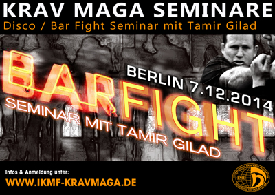 Bar Fight Seminar în Berlin