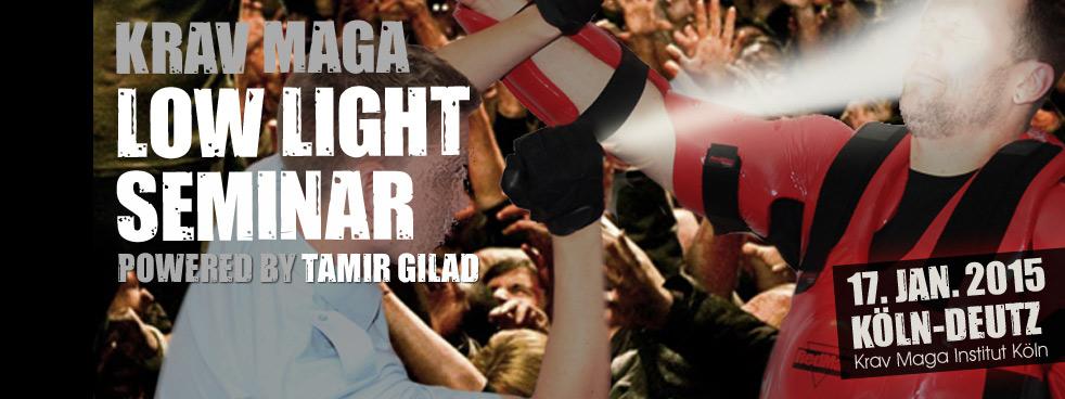 Low light seminar cu Tamir Gilad in Köln