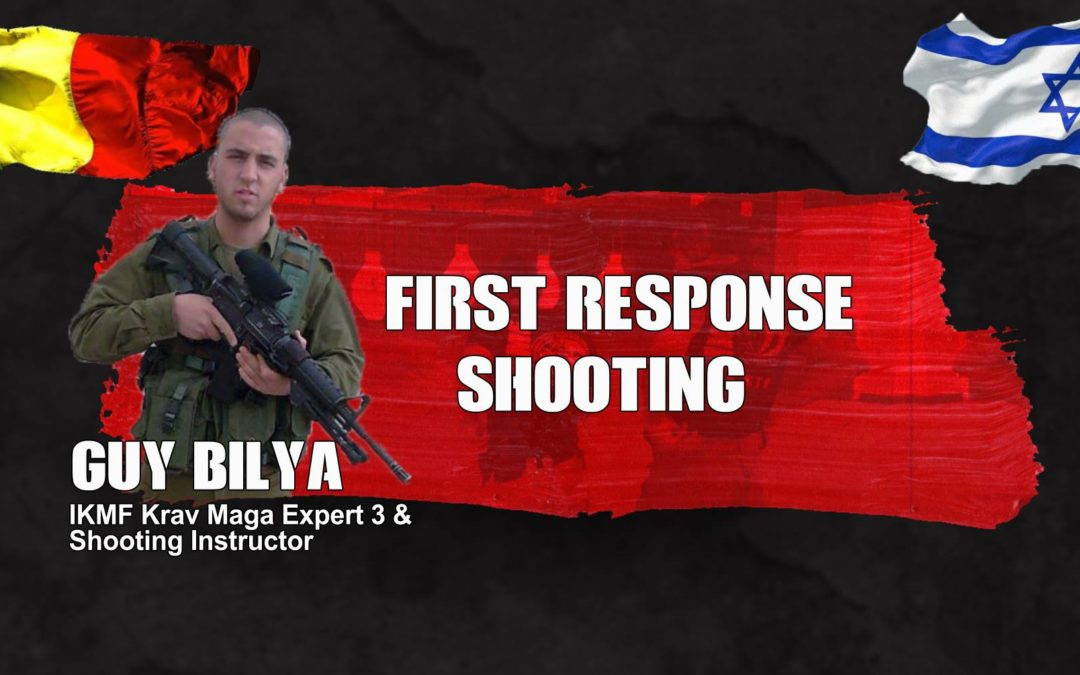First Response Shooting cu Guy Bilya, Expert 3