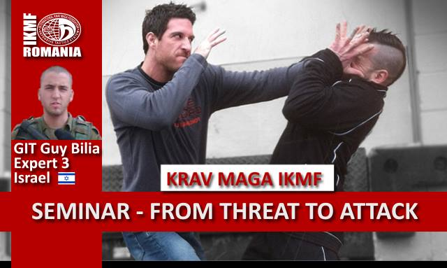 From threat to attack cu Guy Bilya, Expert 3