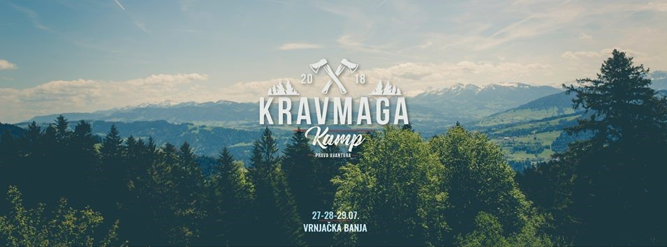 Krav Maga Camp 2018 by IKMF Serbia