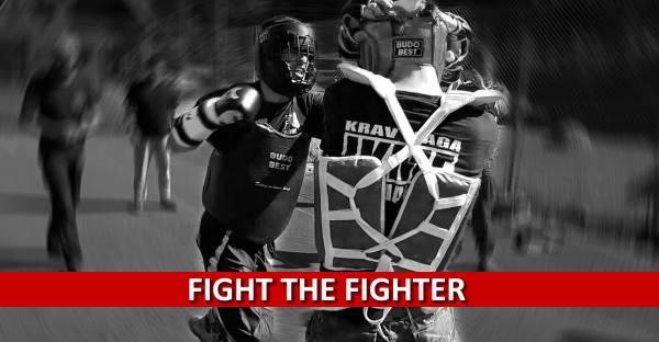 """Krav Maga Seminar """"Fight the fighter"""""""
