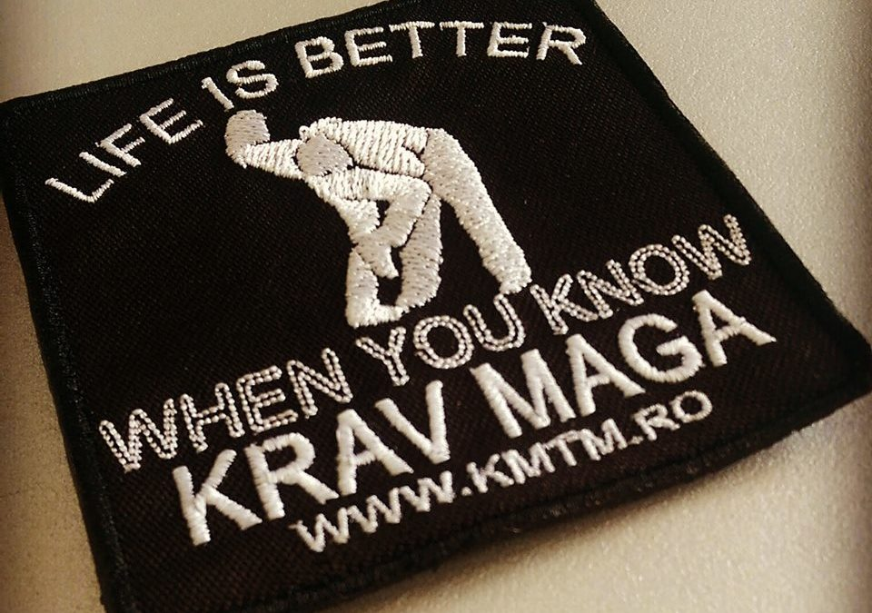 Life is better when you know Krav Maga